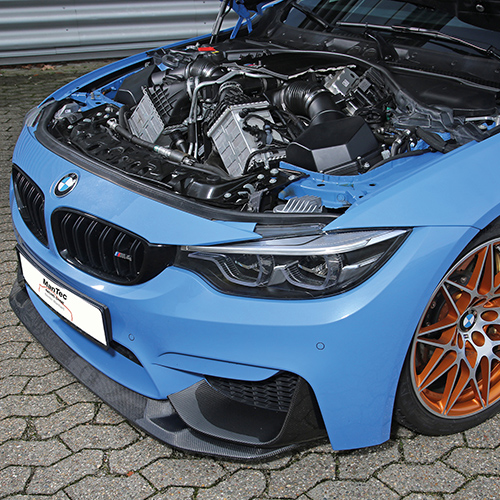 BMW M4 V8 Turbo